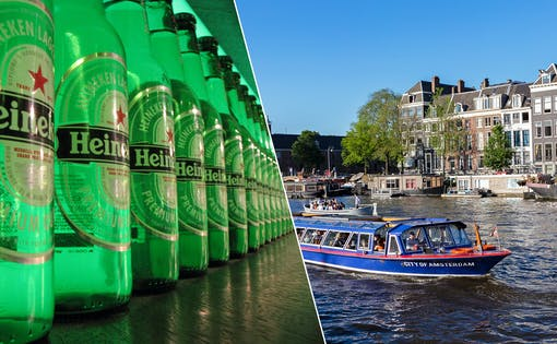 Saver Combo - Canal Cruise & Heineken Experience Direct Entry