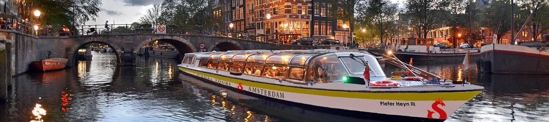 Amsterdam Sightseeing Cruises