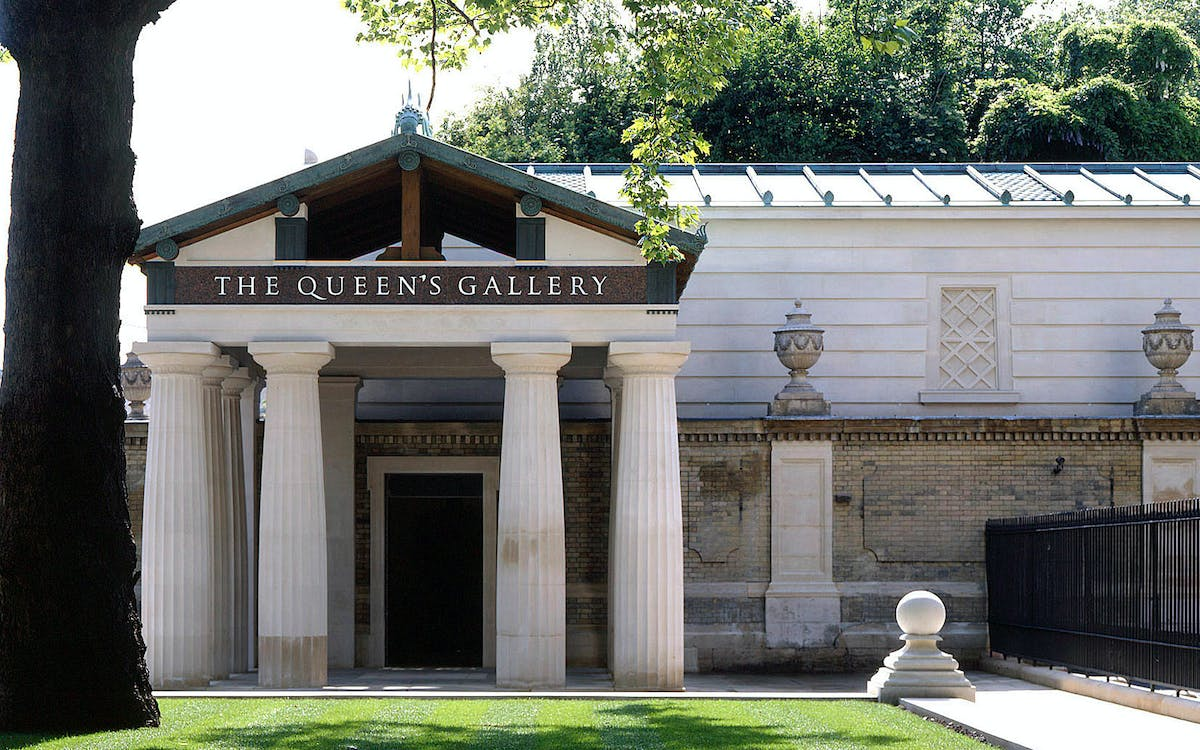 the queen's gallery at buckingham palace entrance ticket-1