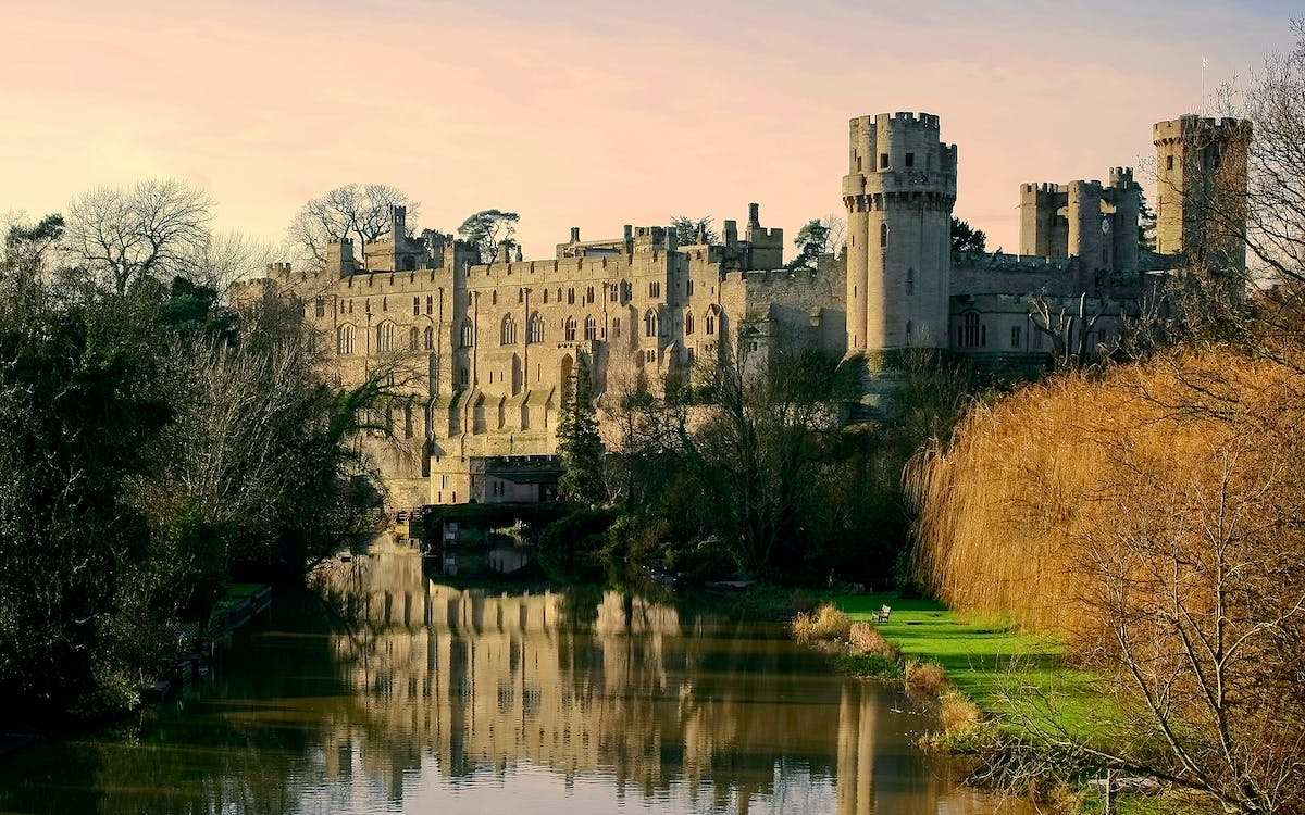 warwick castle tour-1