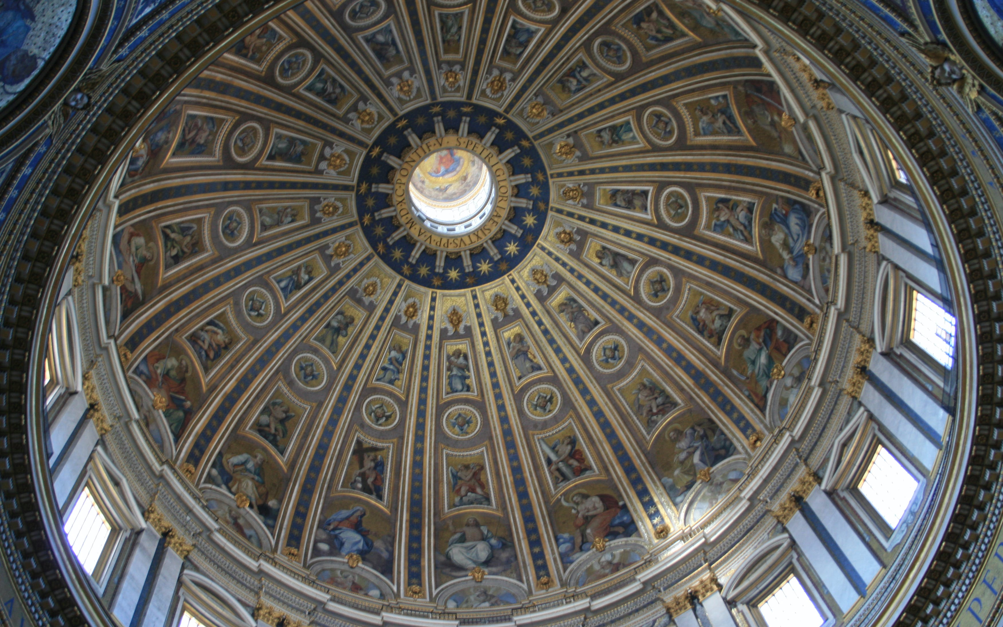 guided tour - st. peter's basilica with fast track entrance-2