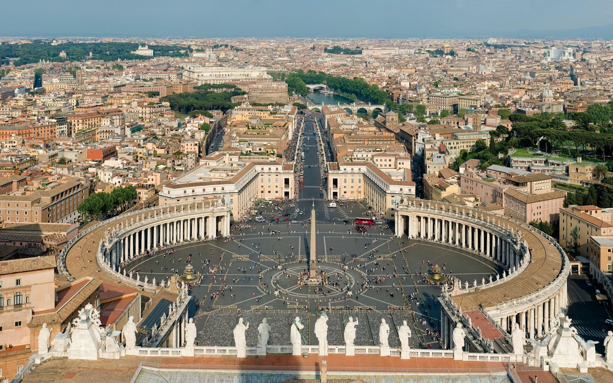 guided tour - st. peter's basilica with fast track entrance-1