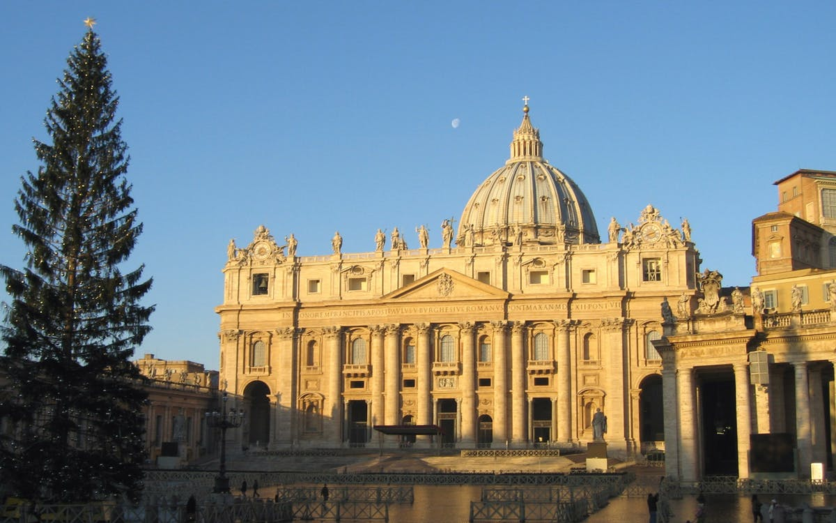 guided tour - st. peter's basilica with fast track entrance-3