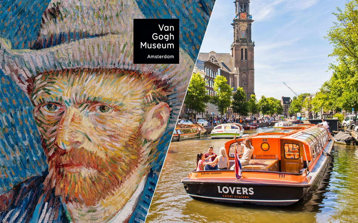 saver combo - canal cruise & van gogh museum direct entry-1