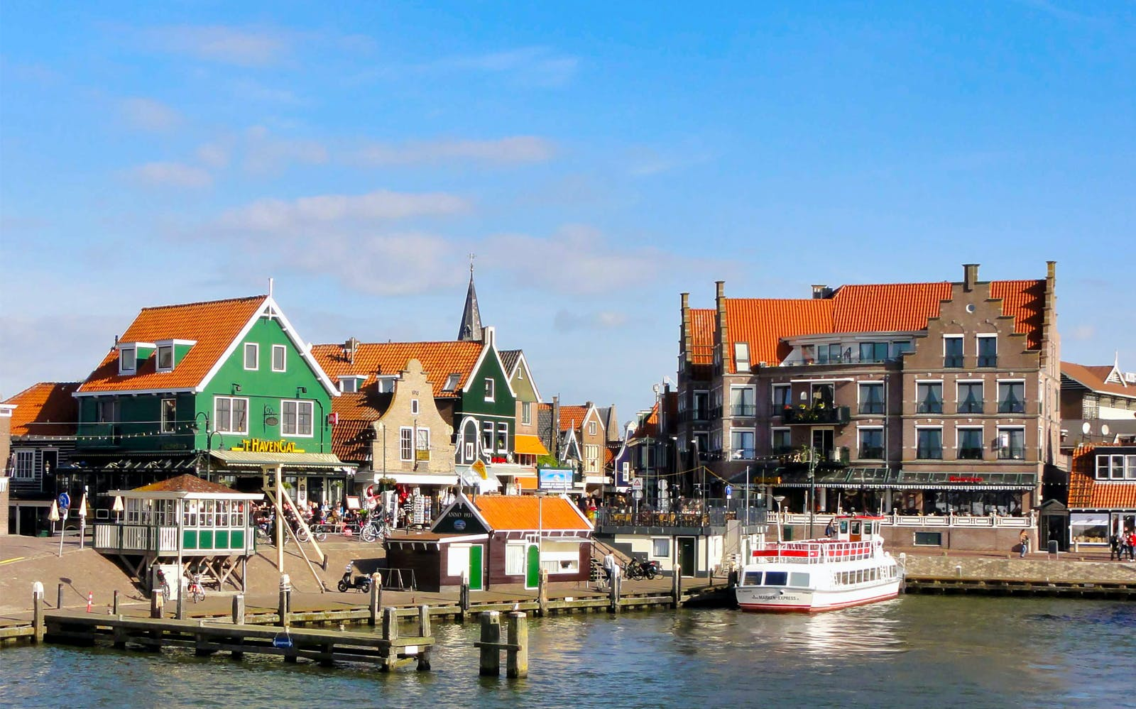 gps volendam, marken and the windmill village of zaanse schans tour-1