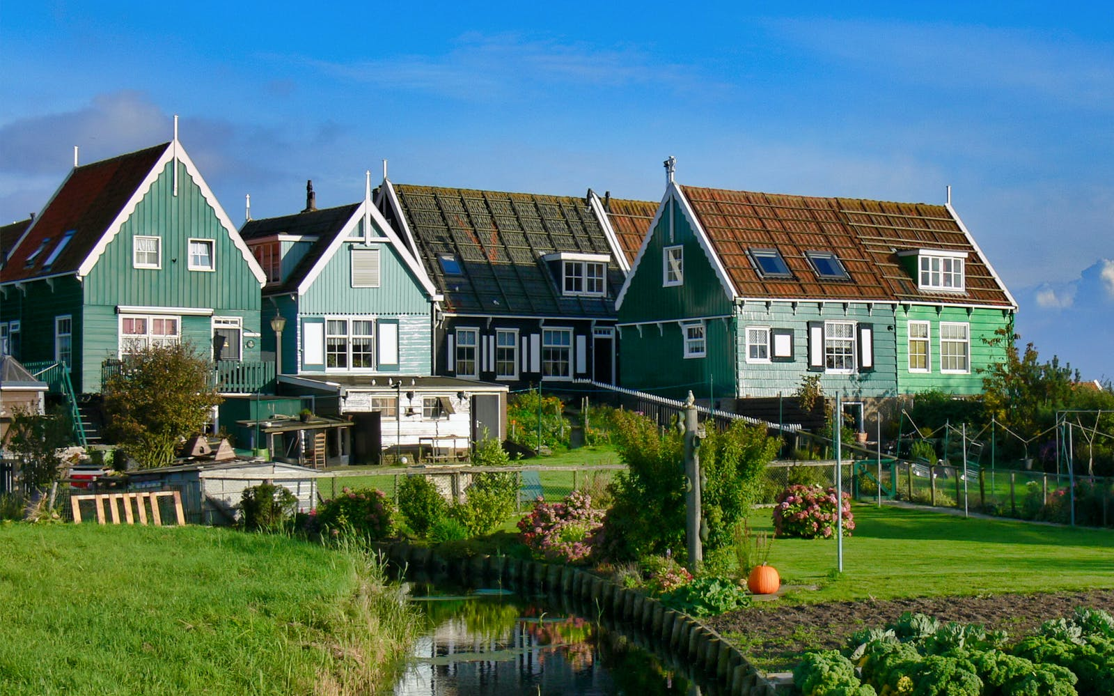 gps volendam, marken and the windmill village of zaanse schans tour-2