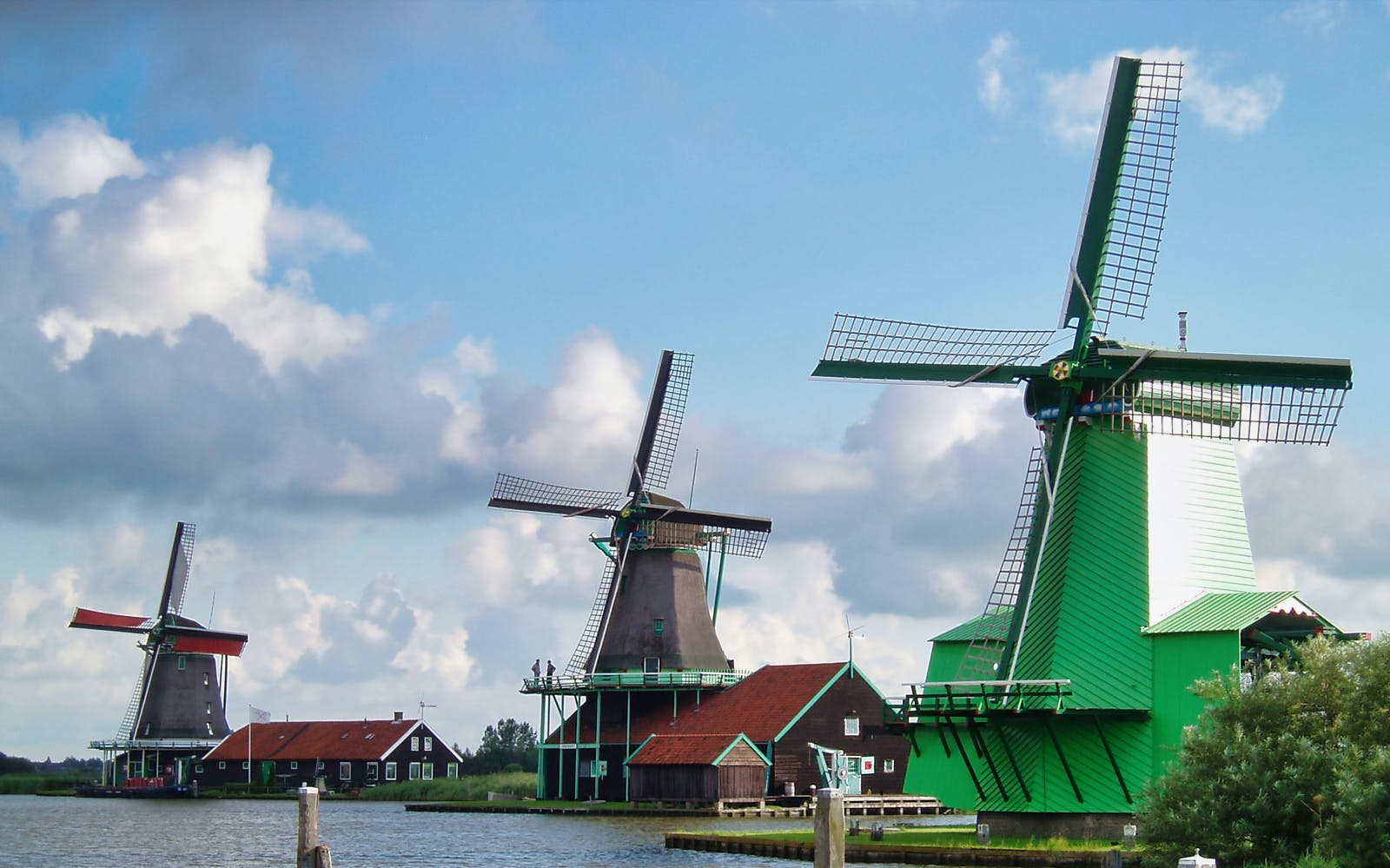 gps volendam, marken and the windmill village of zaanse schans tour-3