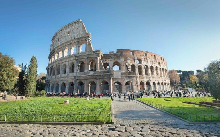 Rome bike tour - 1