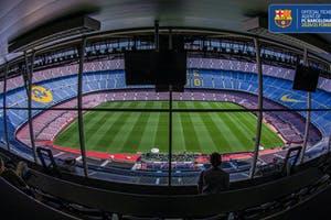 1 day in Barcelona-Camp Nou