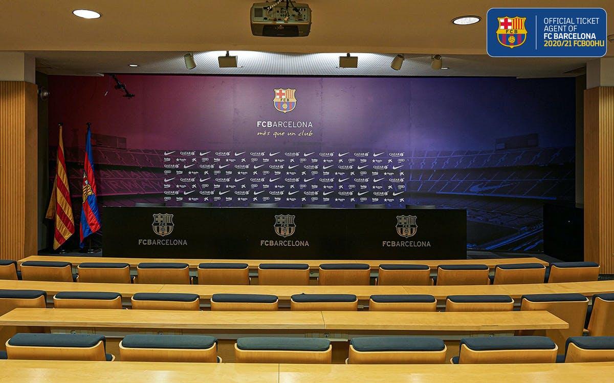 fc barcelona: camp nou experience-0