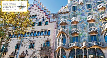 Casa Batlló with Video Guide
