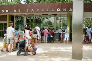1 day in Barcelona-Barcelona Zoo