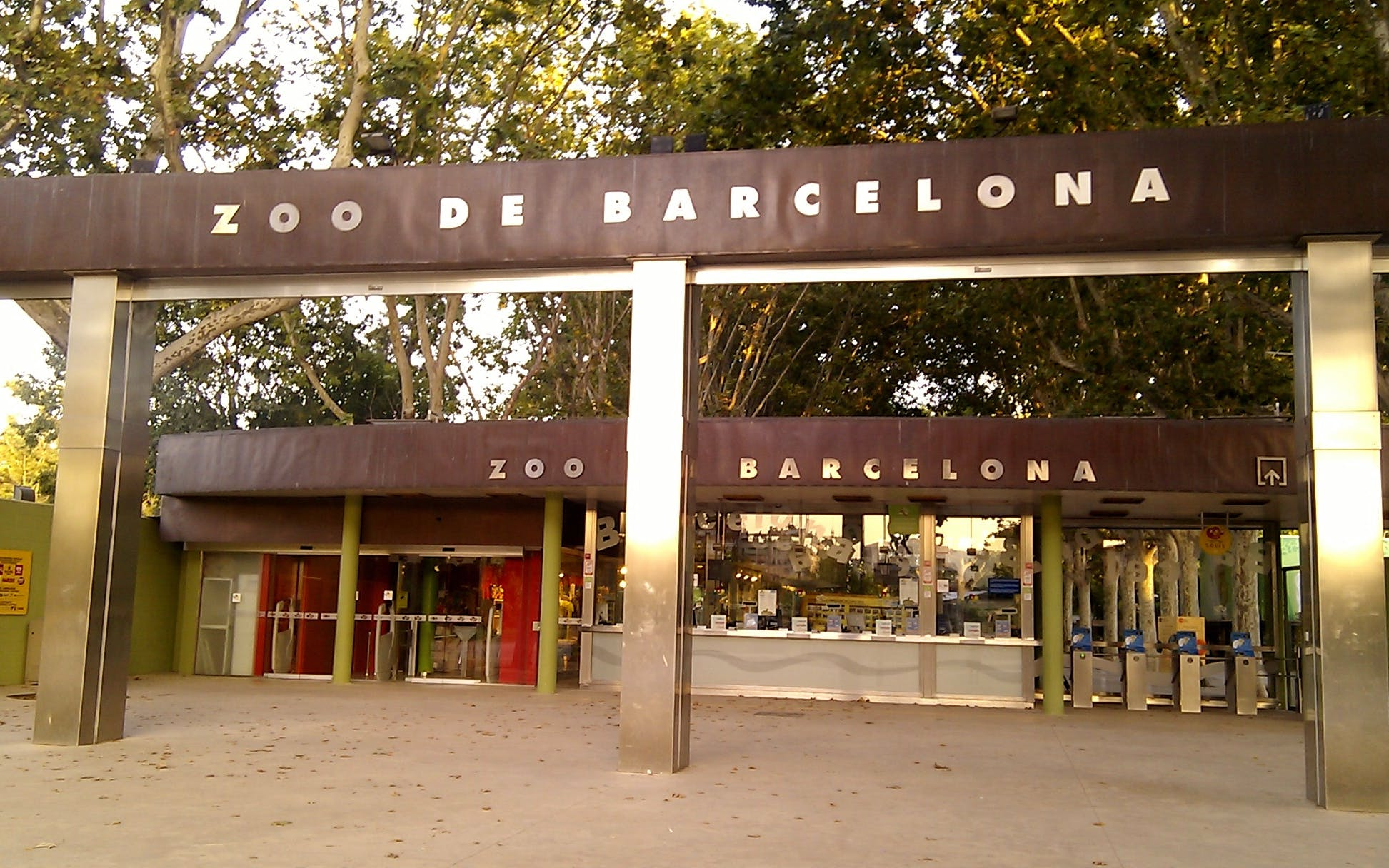fast track tickets to barcelona zoo-2