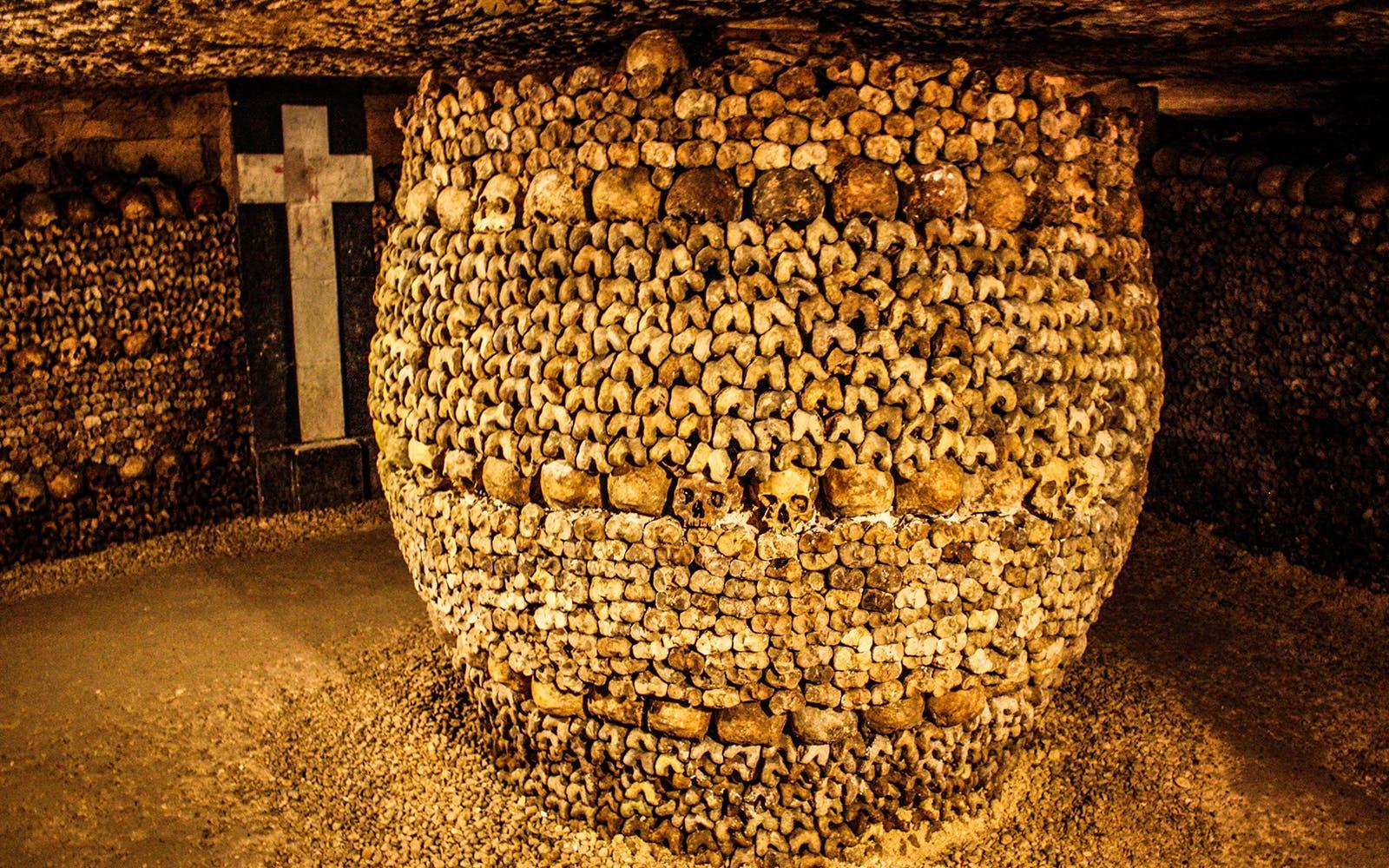 Paris City Vision Catacombs 2