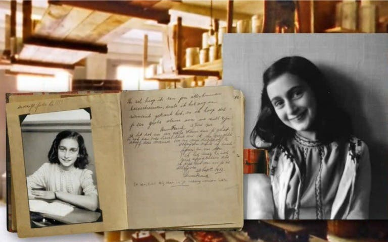 Anne Frank Walking Tour