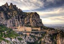 Montserrat from Barcelona-3