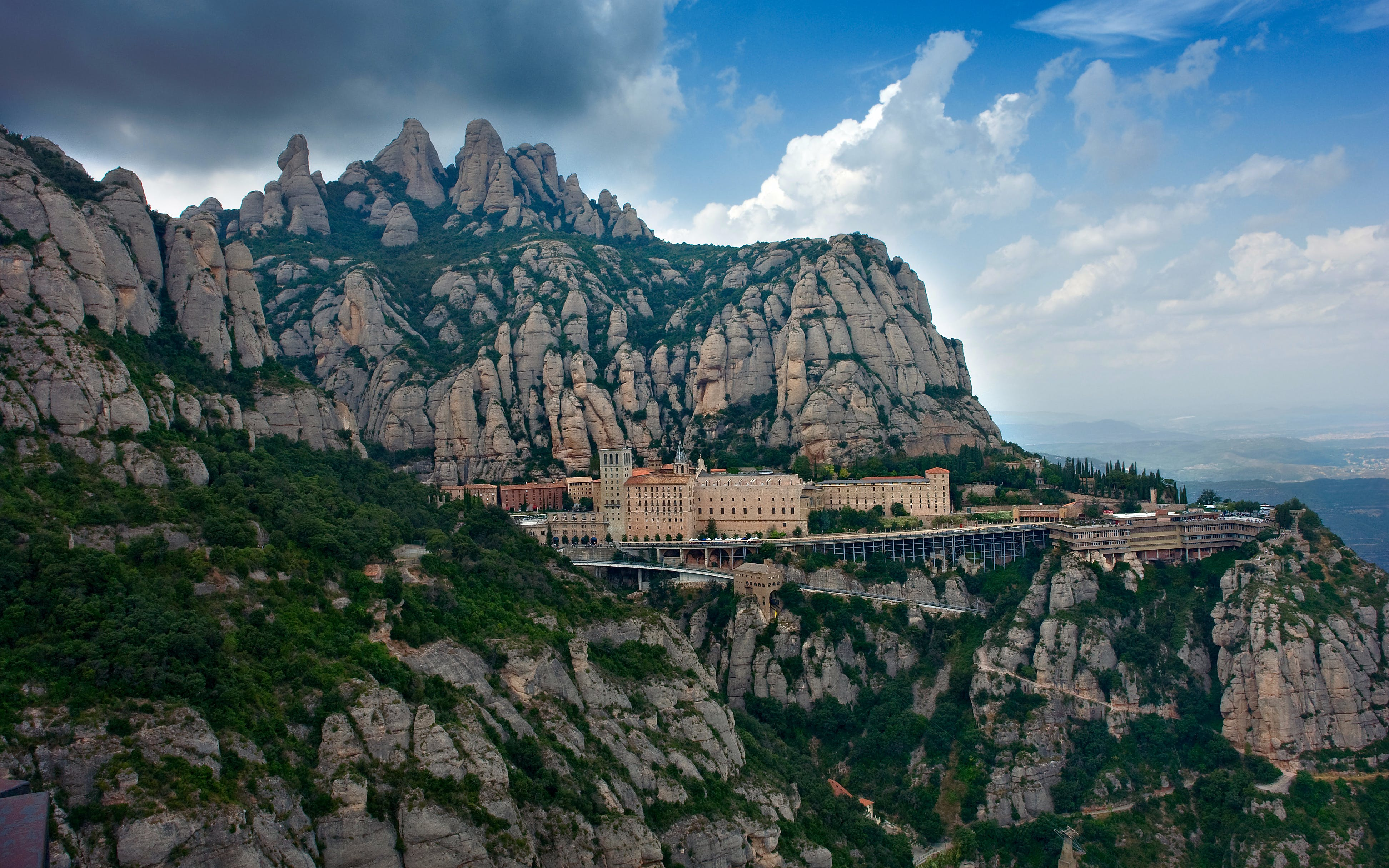 half day montserrat tour from barcelona-2