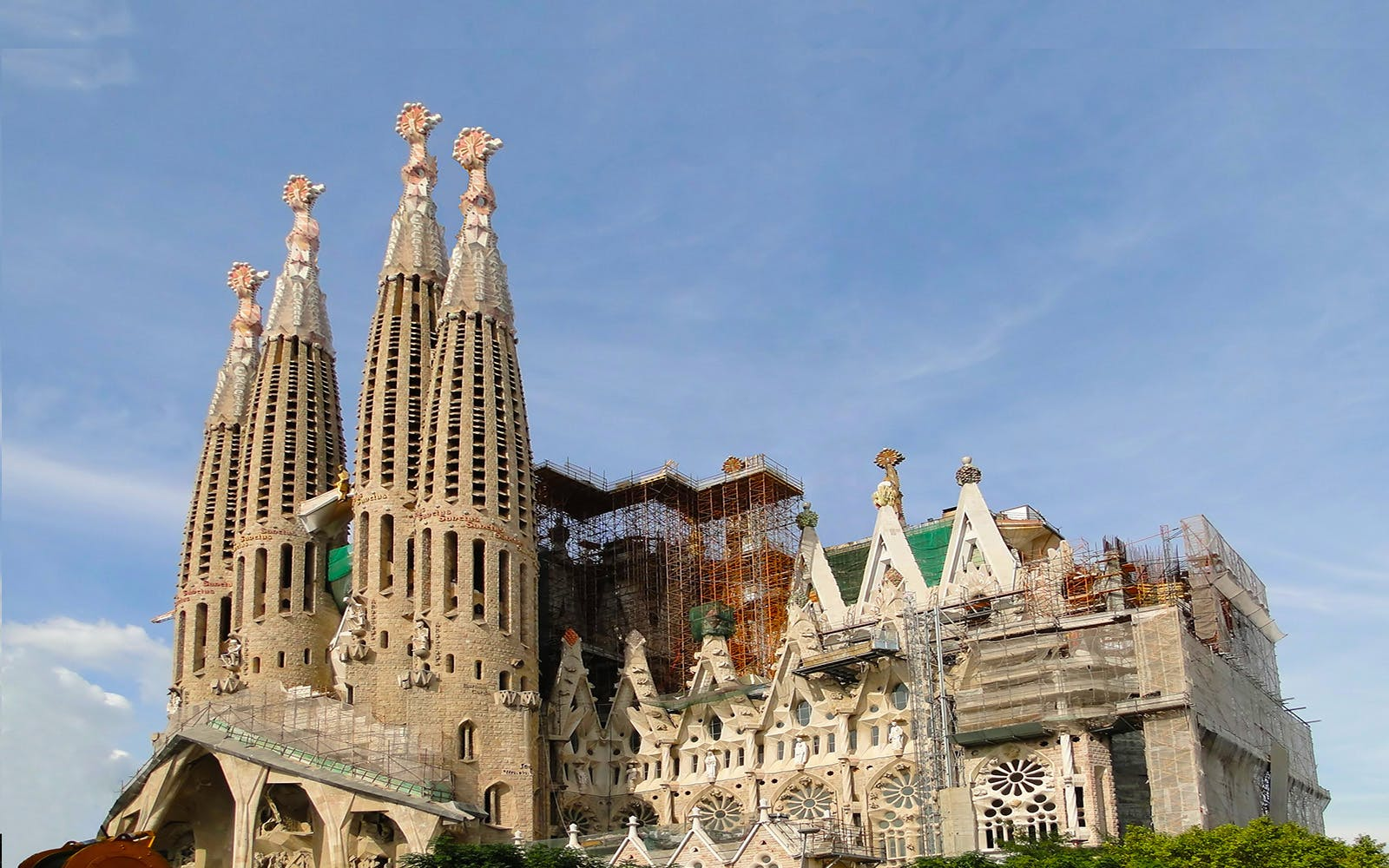 skip the line: guided tour of sagrada familia with tower access-3