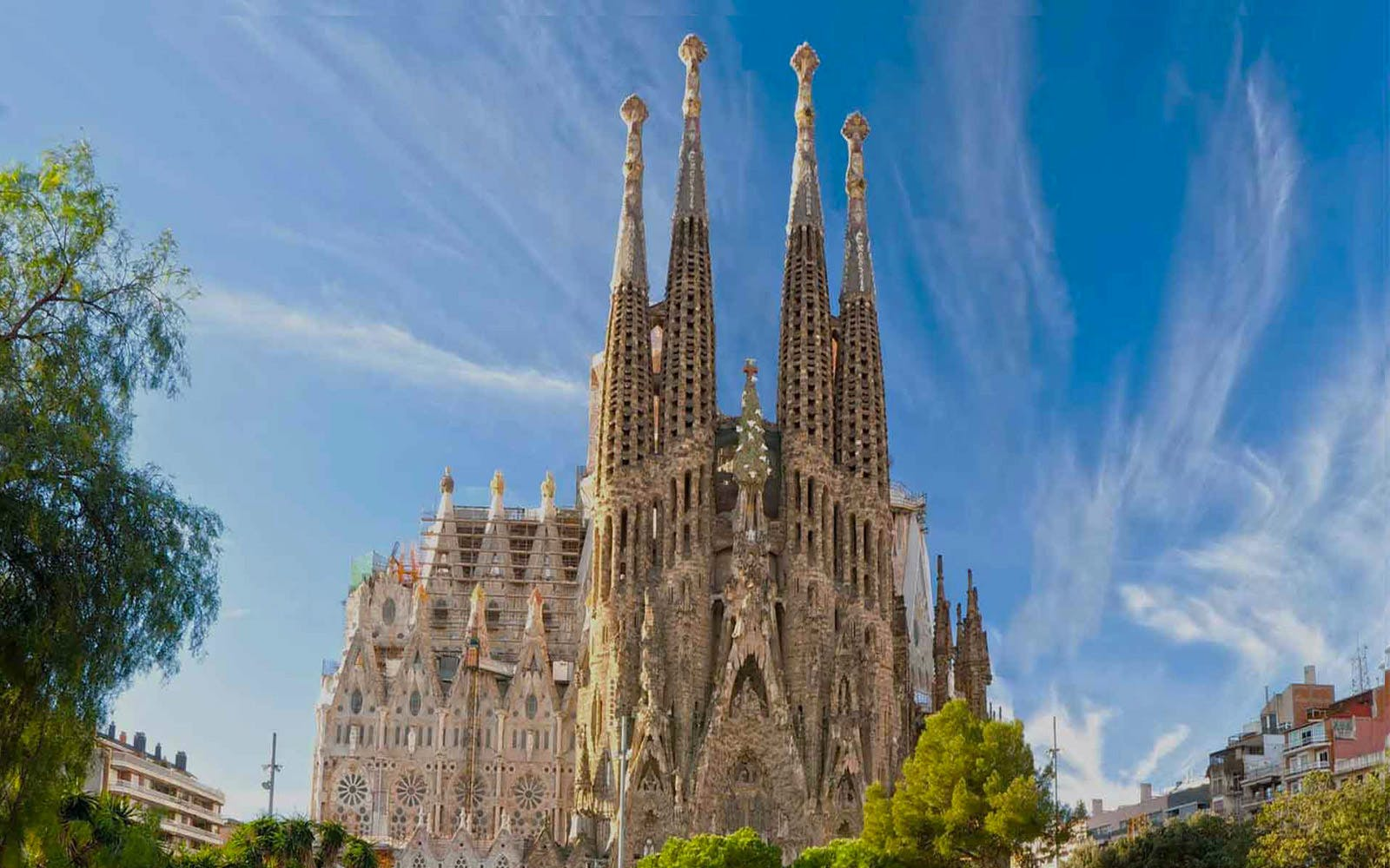 skip the line: guided tour of sagrada familia with tower access-1