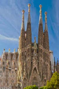 Sagrada Familia Tickets