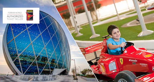 tickets dubai abu world tourism dhabi view right ferrari