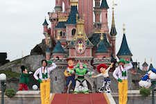 Best Things to do in Paris - Disneyland Paris - 2