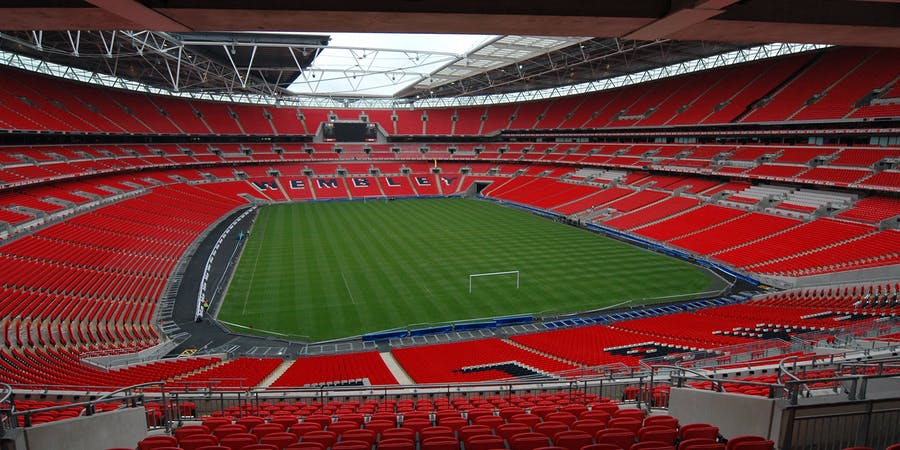 London in July - things to do - stadium tour