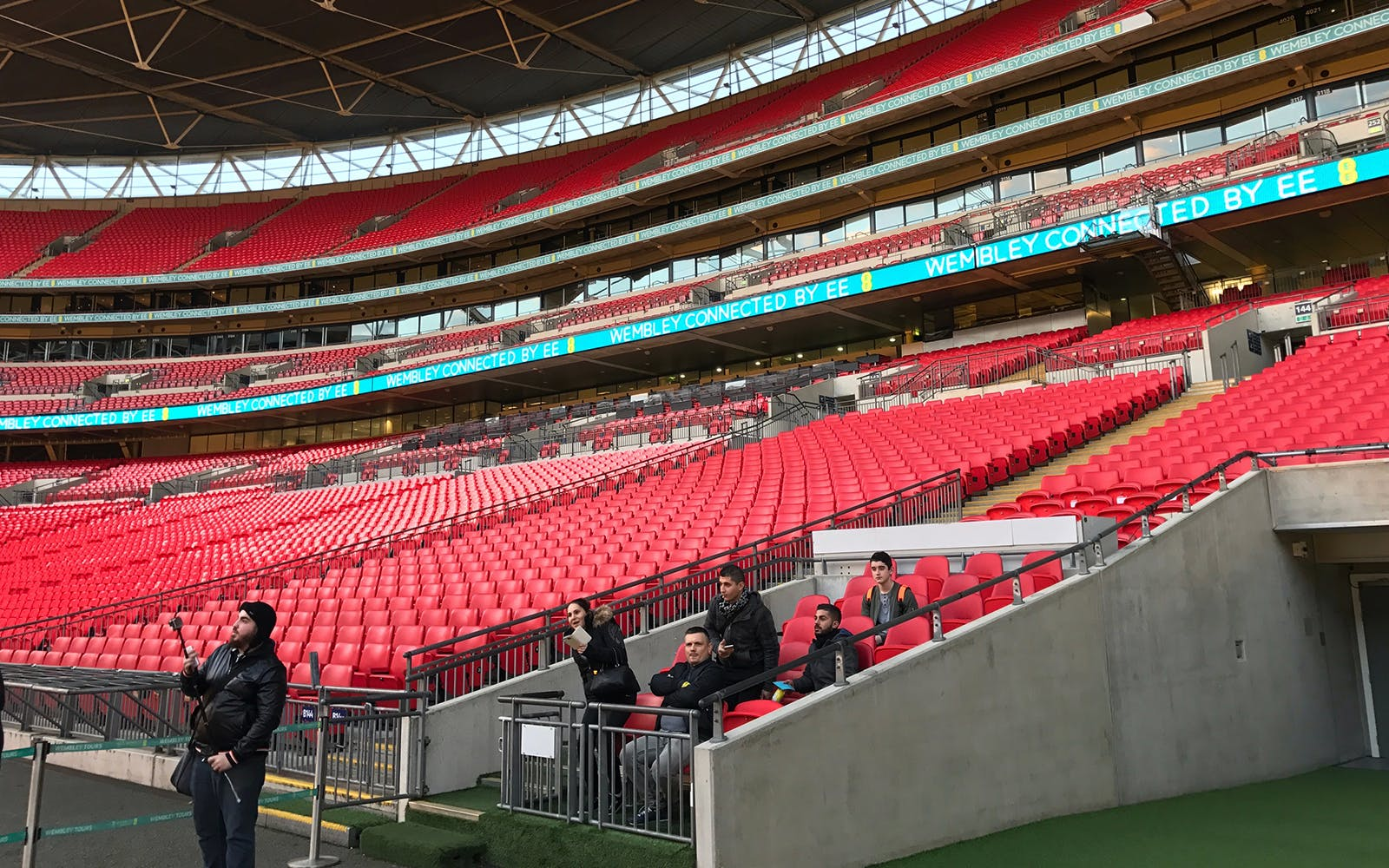 wembley stadium guided tour-3