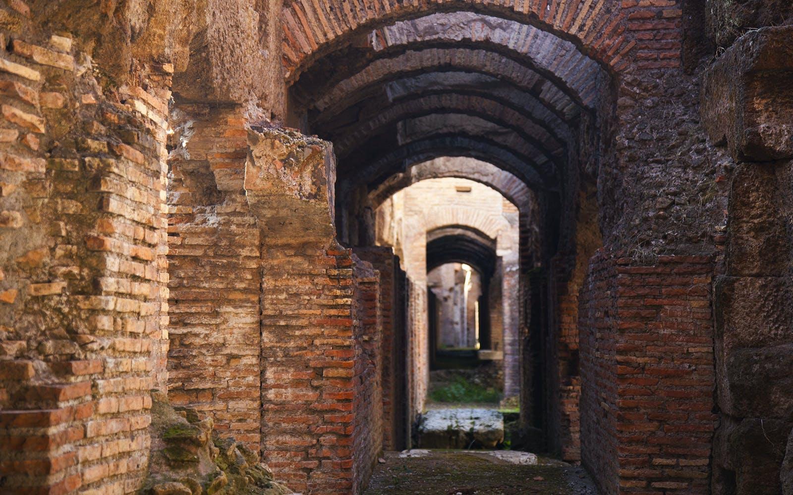 Colosseum Underground Tickets & Tours
