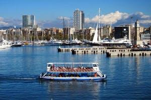 1 day in Barcelona-Las Golondrinas De Barcelona Cruise