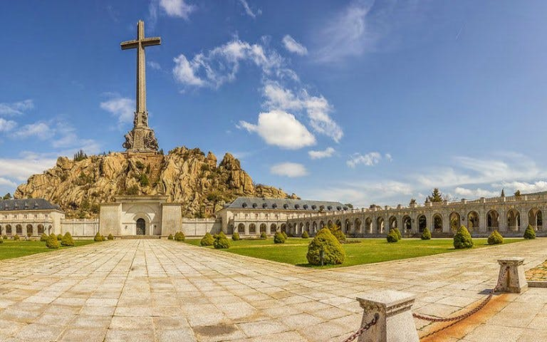El Escorial, Valley of the Fallen & Las Rozas Village Shopping Express