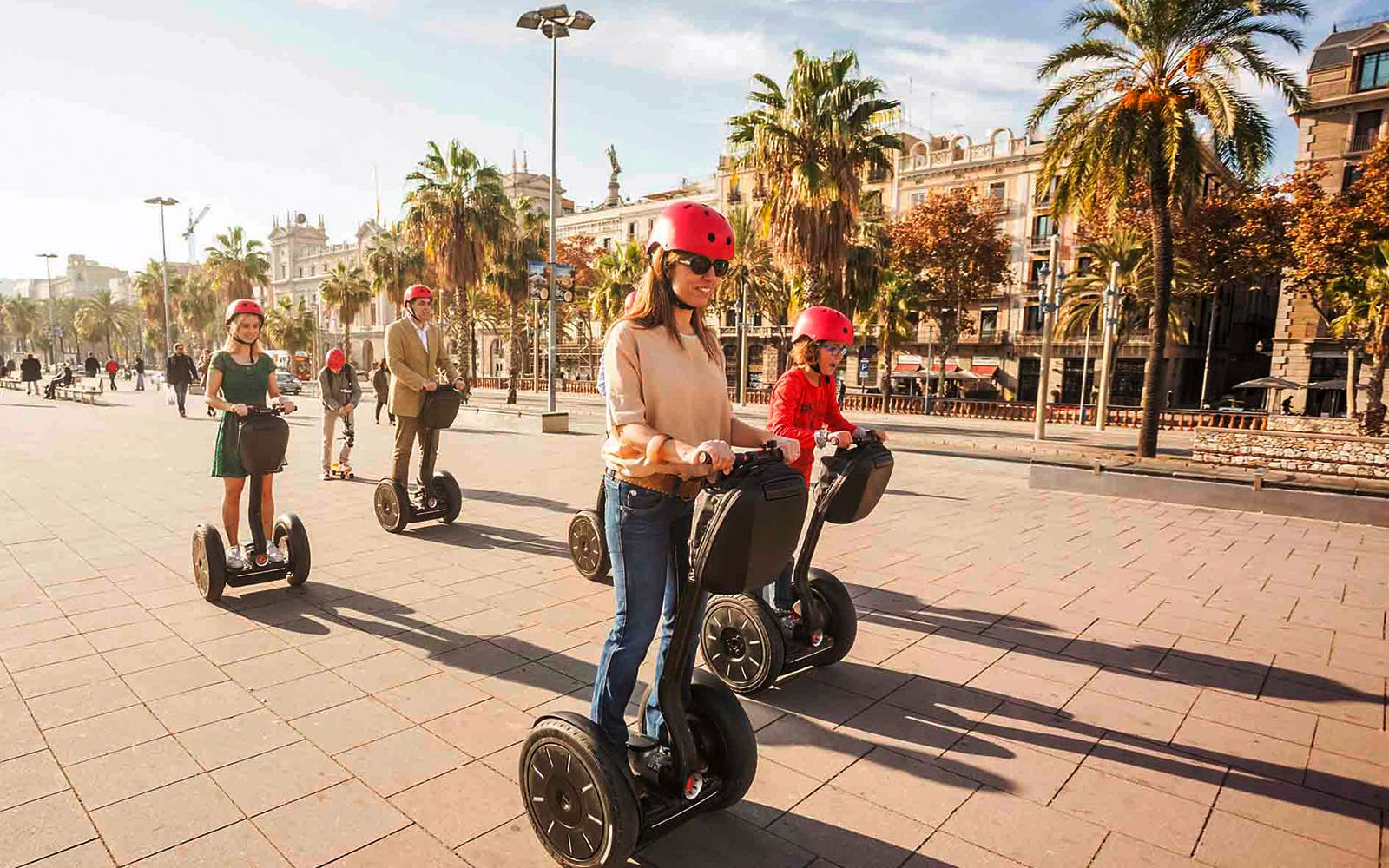 Segway Tour Of Madrid