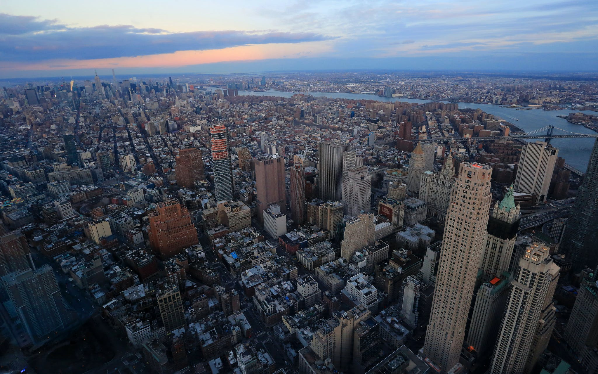 Planning a trip to NYC - One World Observatory