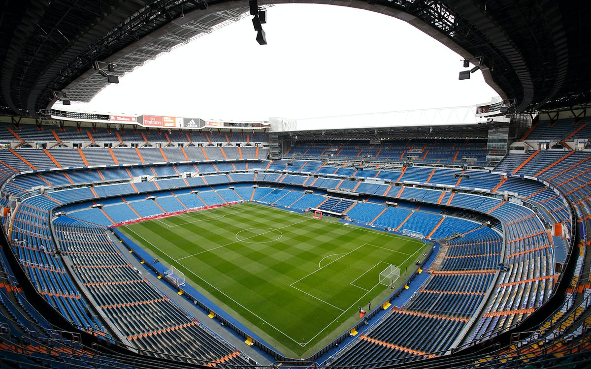 real madrid c.f museum & santiago bernabeu stadium: skip the line ticket-1