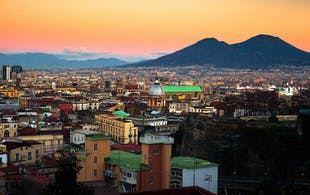 Rome to Naples