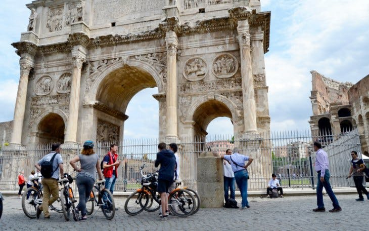 the original rome 3-hour bike tour-1