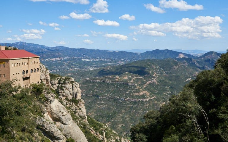 Montserrat Tour with Wine Tasting