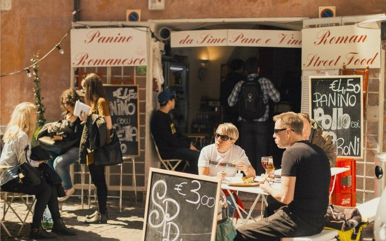 Best Things to do in Rome - Food Tours - 1