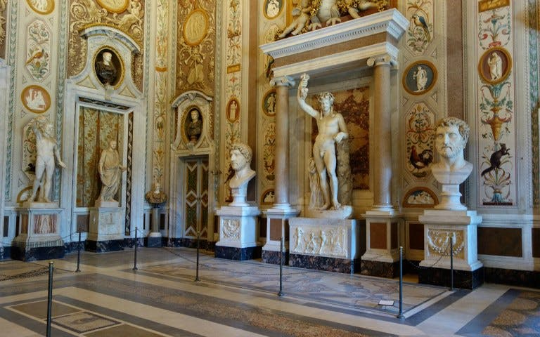 Borghese Gallery Small Group Guided Tour