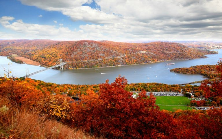 fall foliage helicopter tour over hudson valley-2
