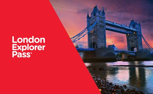 London Explorer Pass: 3, 5 & 7 Attractions Pass