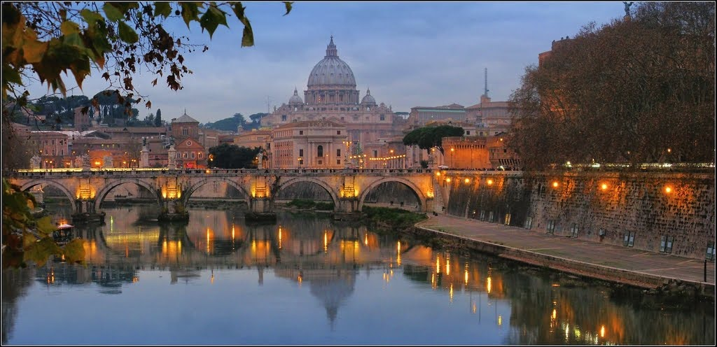 Rome travel guide - roma pass