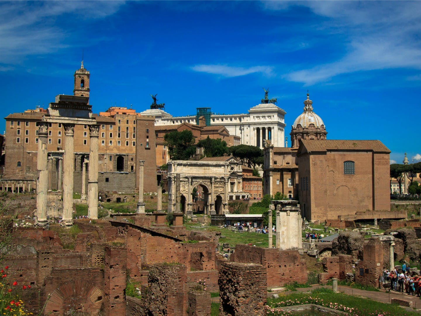 ancient rome half-day walking tour-3
