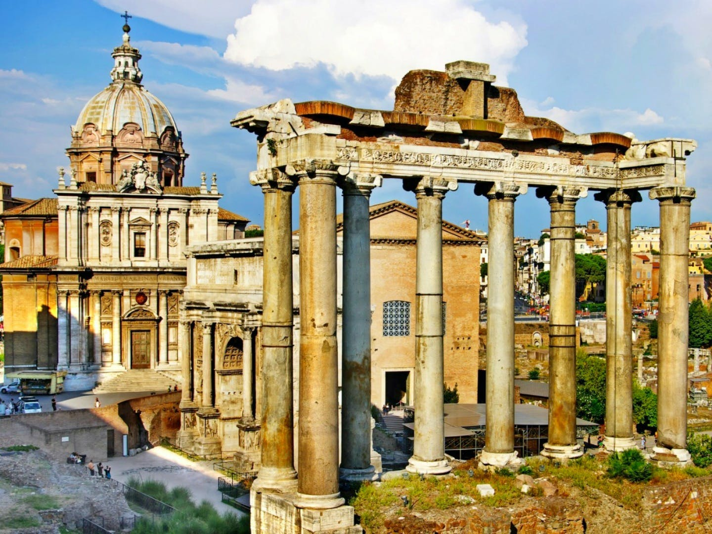 ancient rome half-day walking tour-2