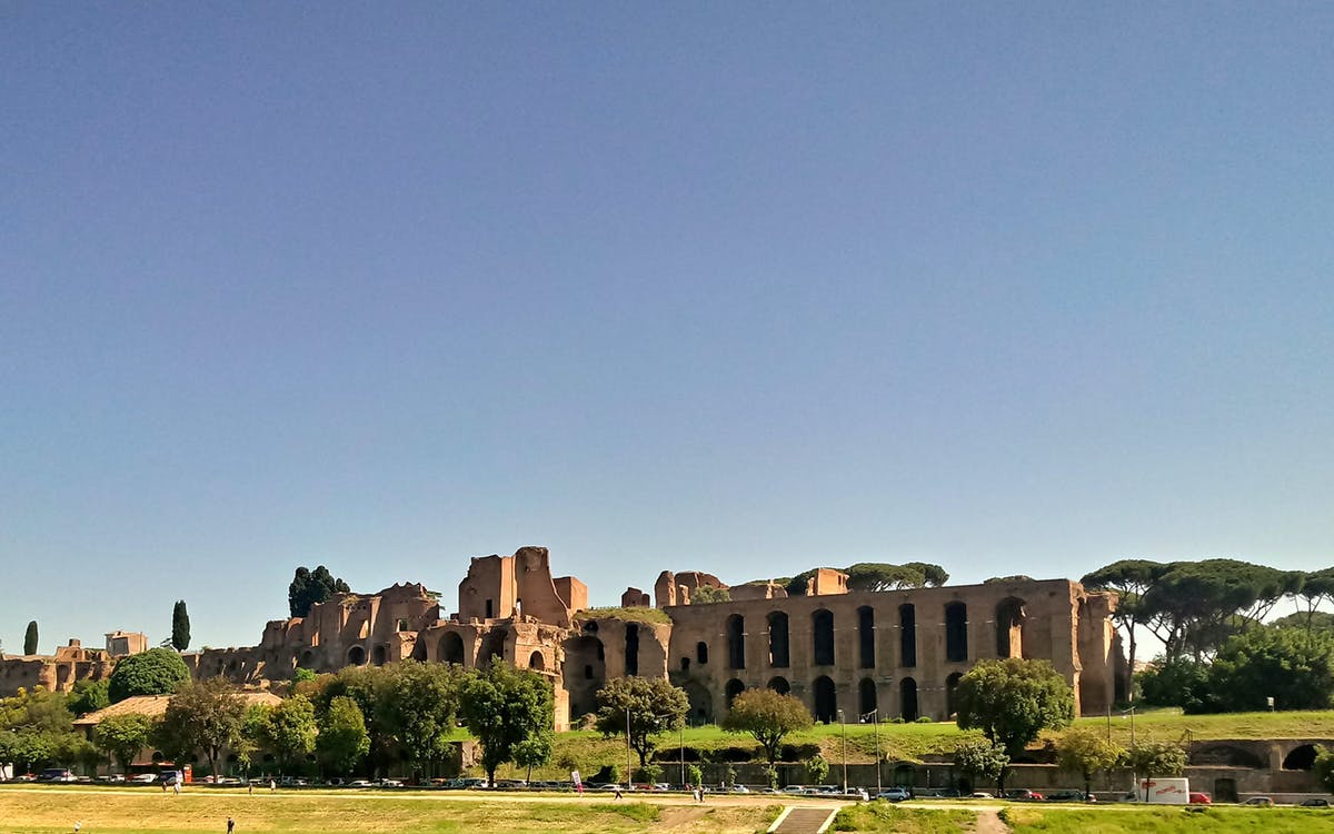 thermae of caracalla: ancient rome tour-3