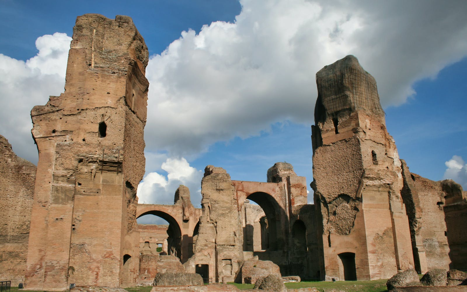 thermae of caracalla: ancient rome tour-1