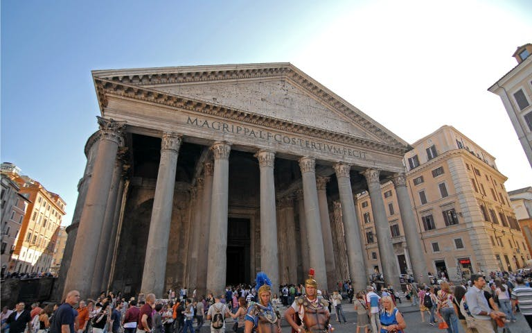 pantheon & its legend-1