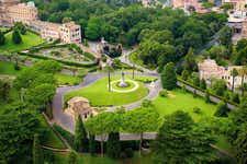 Vatican Gardens - 1