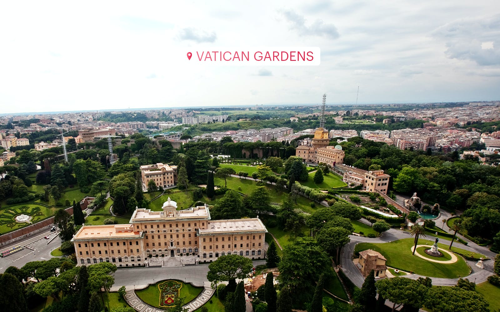 vatican gardens guided tour with vatican museum access-2