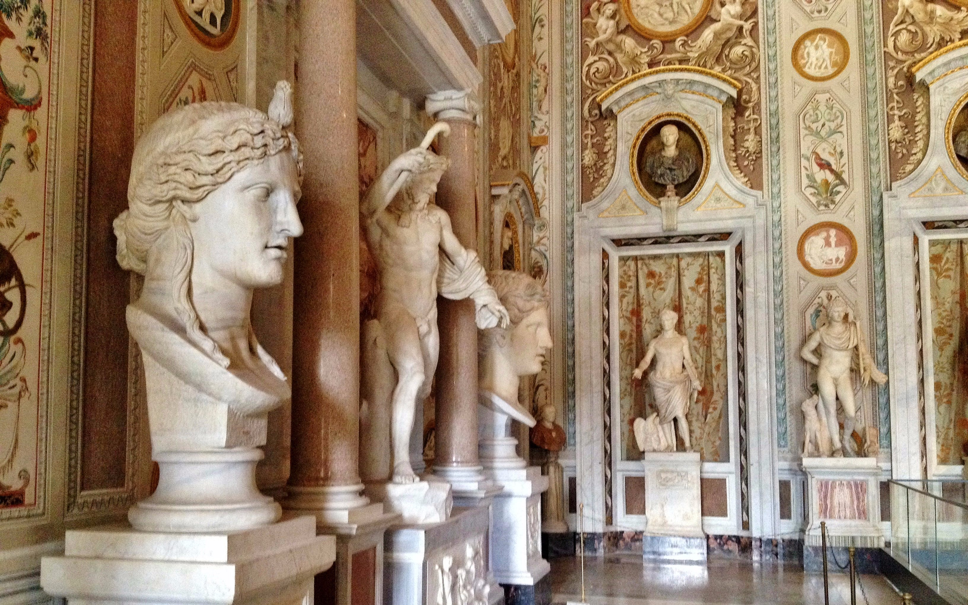 skip the line: borghese gallery tickets-2